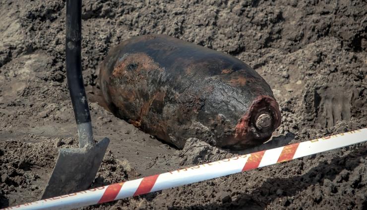 Suure pommi vedamiseks suletakse Virumaal lõik Tallinn-Narva maanteel