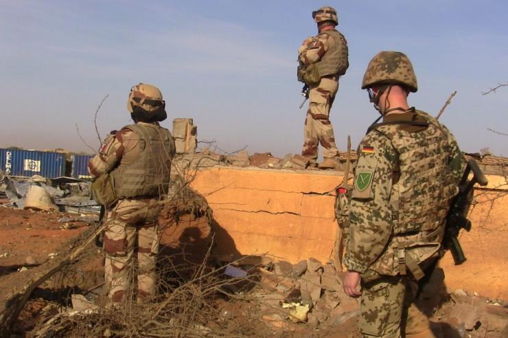 Herem: Gao rünnakus sai vigastada kuus Eesti sõdurit