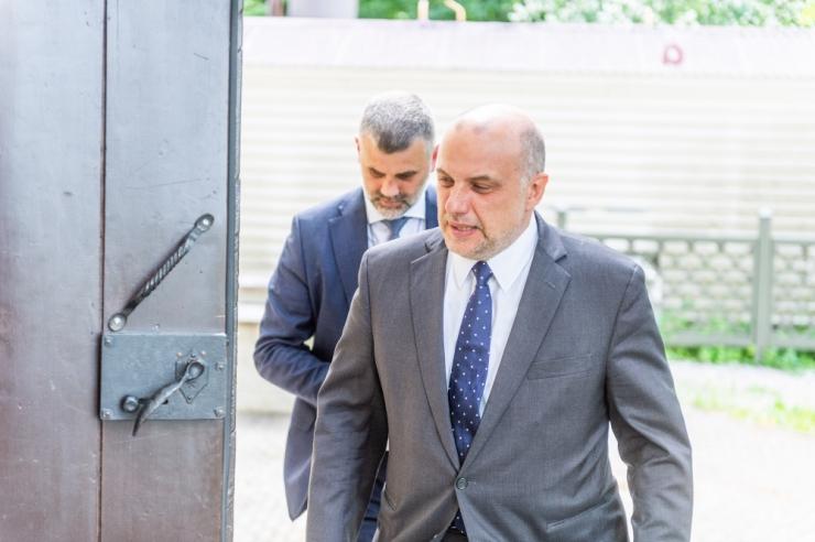 Kaitseministrid kinnitasid liitlassuhete tugevust