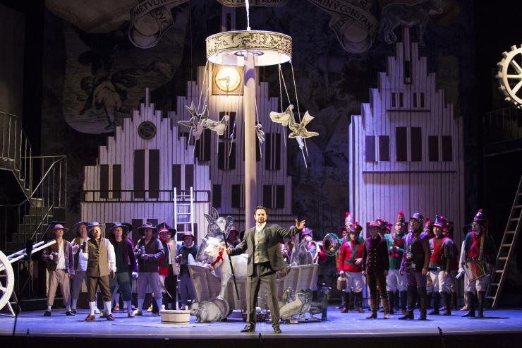 """GALERII: Birgitta festivalil kõlas """"Kuldse Maski"""" auhinnaga pärjatud ooper """"Faust"""""""