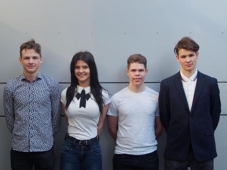 Tallinna gümnasistid teevad esimese Eesti noortele suunatud ürituste äpi