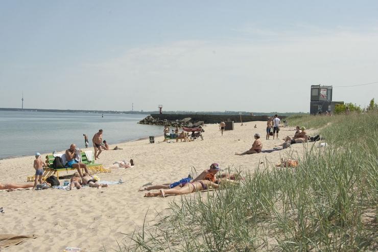 """Keskkonnateemaline tegevustelk """"Hoia merd"""" on sel nädalavahetusel Pikakari rannas"""
