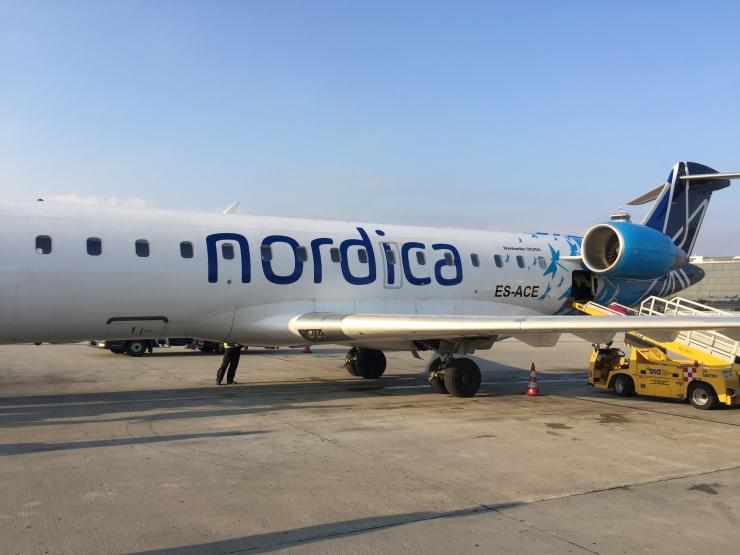 Nordica klienditeenindaja tühistatud lendudest: me ei saa kahjuks midagi teha, LOT on kehtestanud meile väga ranged reeglid