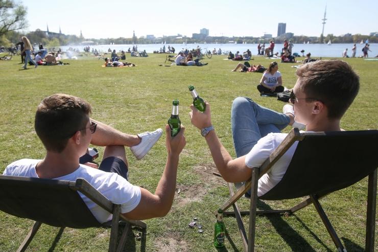 Kui palju alkoholi tarbimist on liiga palju?