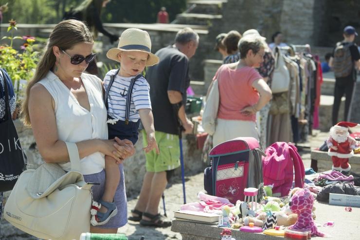 FOTOD JA VIDEO! Pirital peeti toredat kloostripäeva