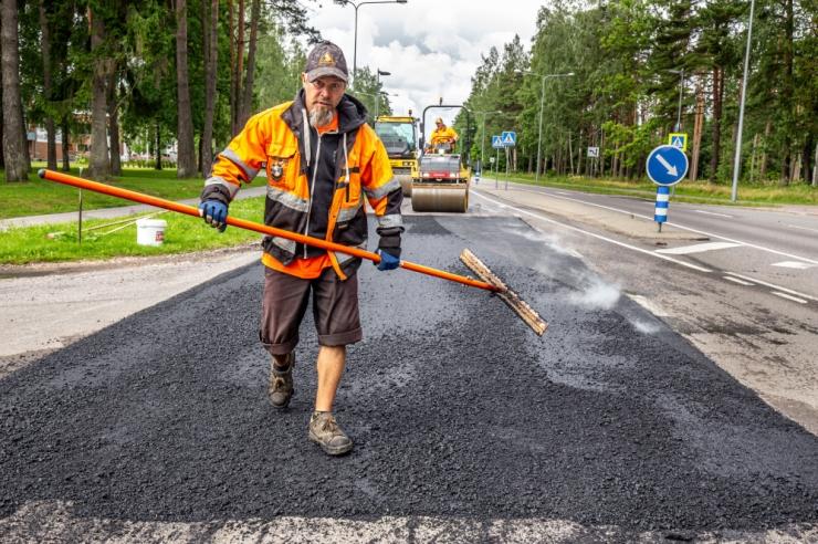 Taristutööd toovad kaasa mitmeid muudatusi liikluskorralduses