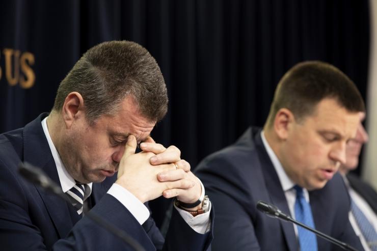 Reinsalu: Eesti välispoliitiline kurss jätkub väikeste muutustega
