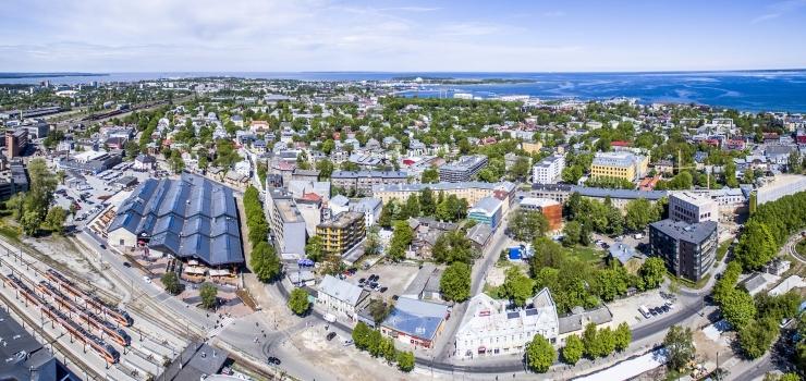 PUHKUSESOOVITUS: Rattaga Tallinnat avastama!