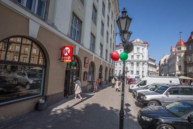 Circle K avas Tallinna vanalinnas uue mugavuspoe