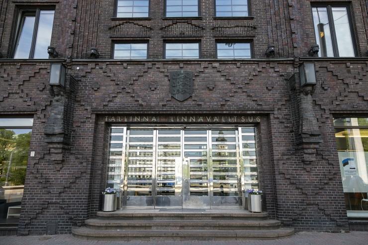Tallinnas on Keskerakonna toetus hüppeliselt tõusnud