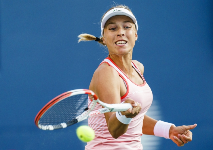 Kontaveit alistas Toronto turniiri avaringis Šarapova
