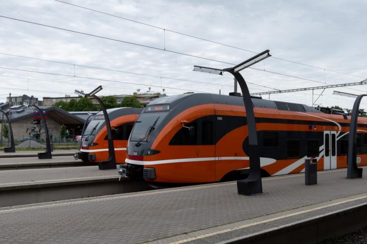 12. augustist muutub Paldiski-, Riisipere- ja Kloogaranna-suunaliste rongide sõiduplaan