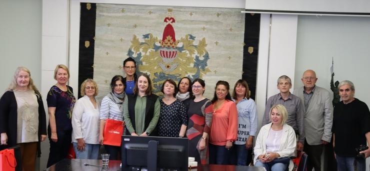 Nelja riigi esindajad tutvusid Tallinna sotsiaalvaldkonnaga