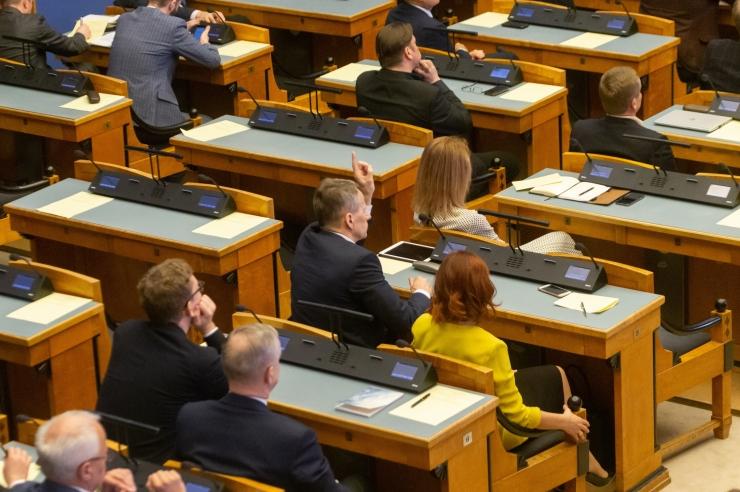 Siseministeerium: sotside plaan muuta kodakondsusseadust nõuab analüüsi
