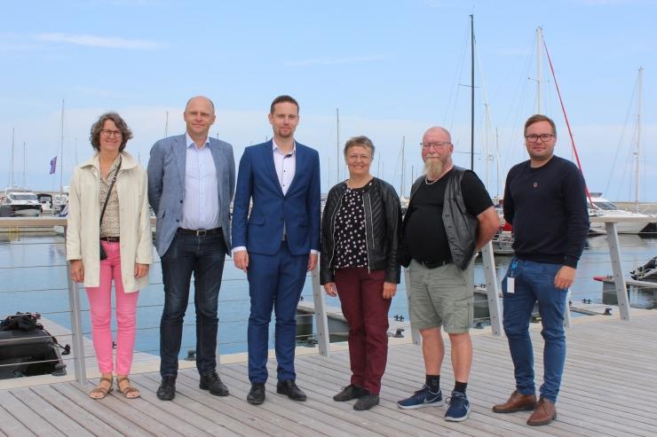 Haabersti arendab koostööd Taani linna Gladsaxega