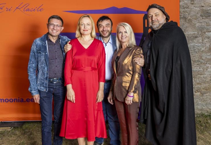 VIDEO! Birgitta festivali avaetendus tõi rahva kohale