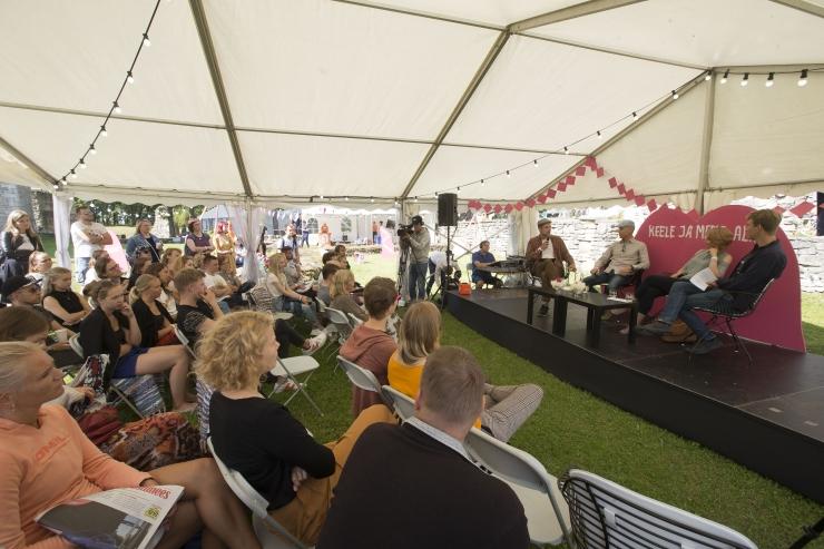 Arvamusfestival: kas rahvusidentiteedil on tulevikus kohta?
