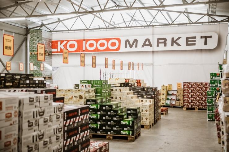 Lätis piiril müüakse juba odavamat alkoholi, muudes poodide veel hinnalangust pole