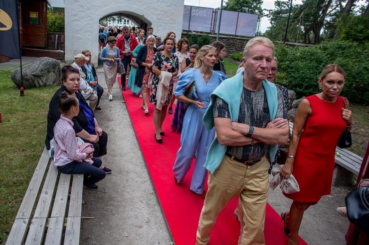 FOTOGALERII: Birgitta festivali Balletigala tõi Pirita kloostrisse täissaali