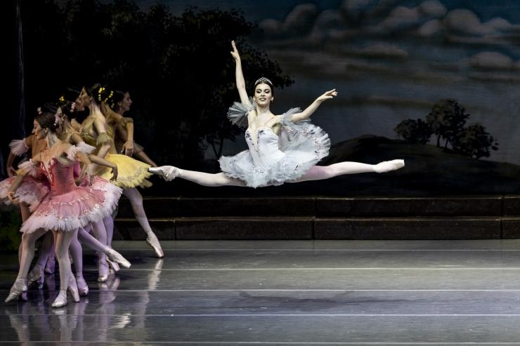 """GALERII: Gruusia tantsijad pakkusid balletiga """"Don Quijote"""" Birgitta festivali publikule võimsa elamuse"""