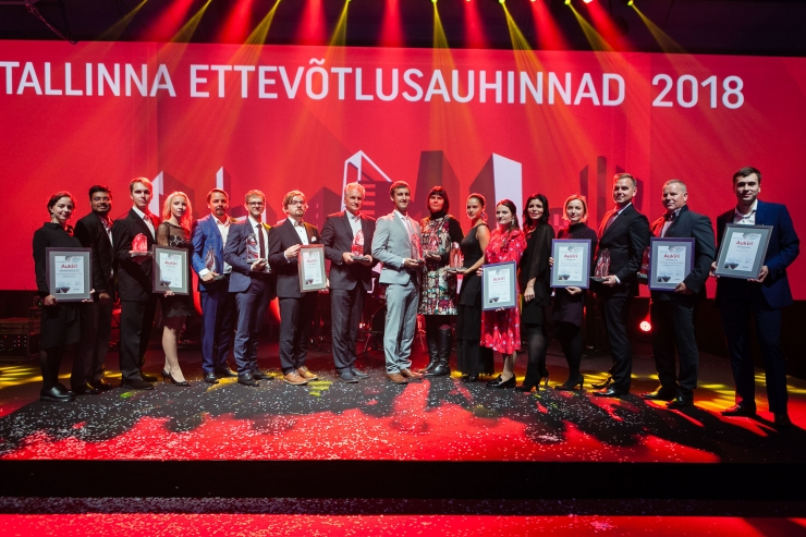 Tallinn otsib taas parimaid ettevõtjaid ja ettevõtluse arendajaid