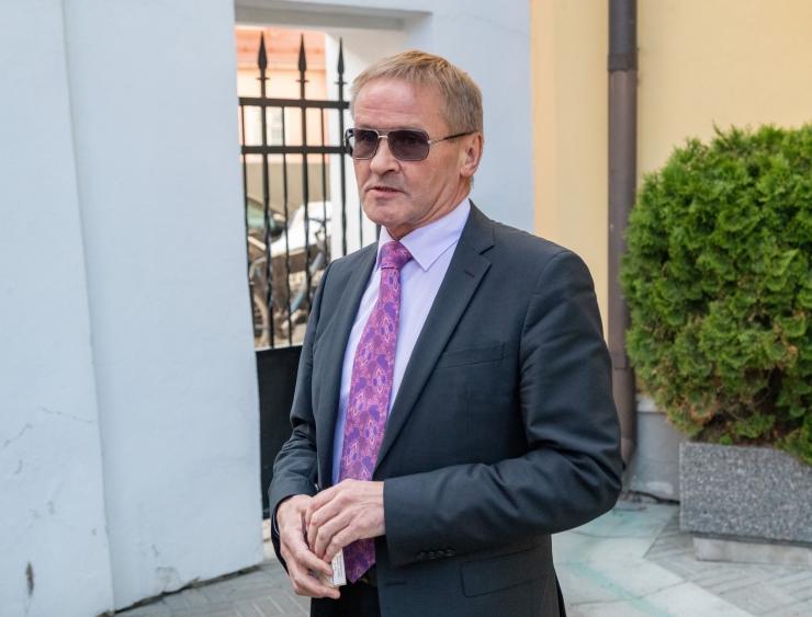 Riigihalduse minister läheb 14. augustil Valgamaale talgutele