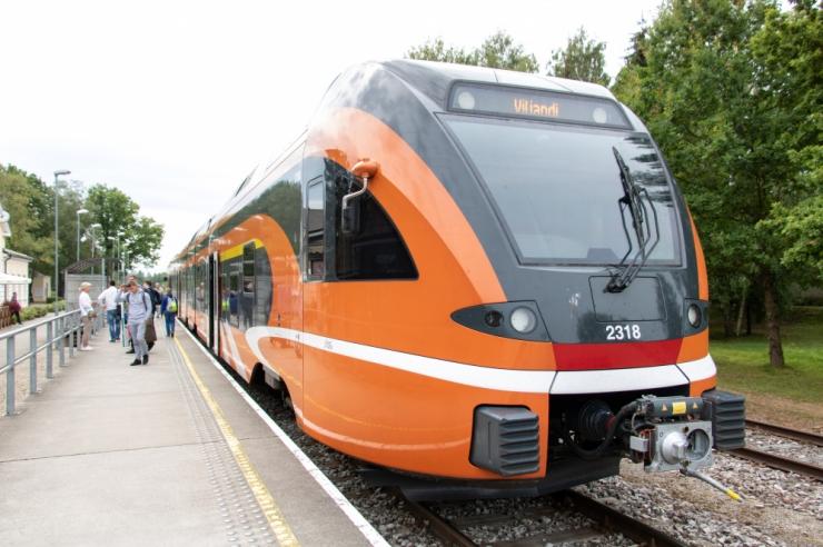 Rongisõitude arv on jätkuvalt tõusuteel