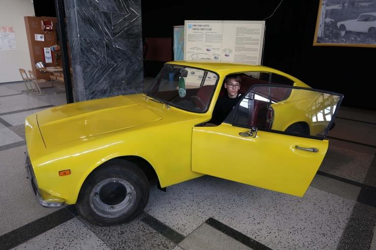 Balti jaama nõukaaja näitusel lähevad välismaalaste silmad suureks