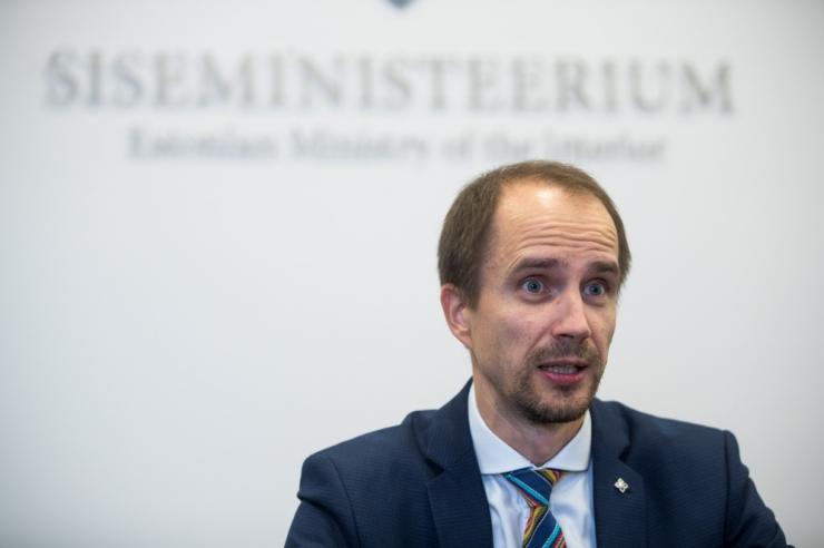 Lauri Lugna: mina ei ole allkirjastanud Vaheri töölepingu lõpetamist