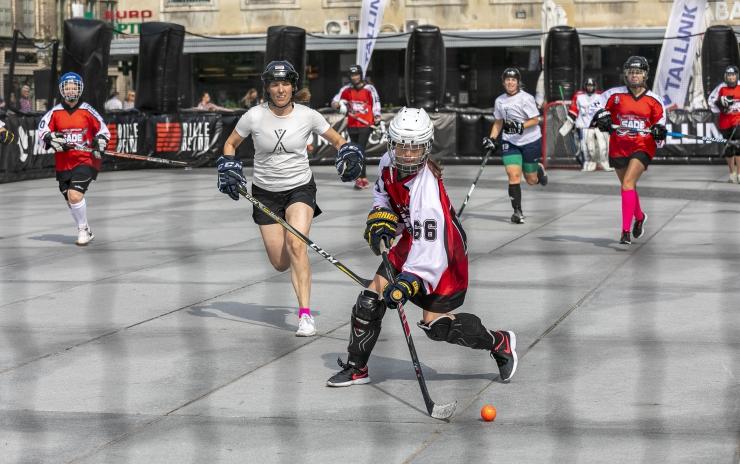 GALERII: Selgusid Eesti esimese St Hockey Tour tänavahoki võistluse võitjad