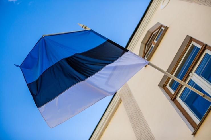 Taasiseseisvumispäeva puhul on Eestis lipupäev