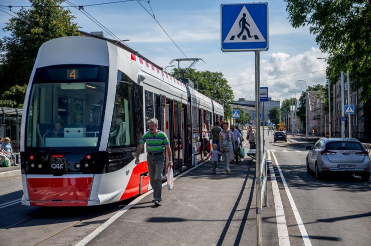 Täna tihendatakse Pirita tee bussigraafikut ja Kadrioru trammiliiklust