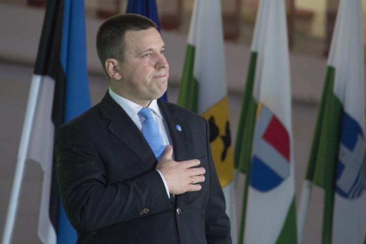 Ratas kutsub üles rõõmustama Eesti edusammude üle
