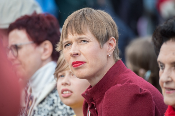 President: demokraatliku Eesti lõpp võib alata pelgalt ühest juhtumist