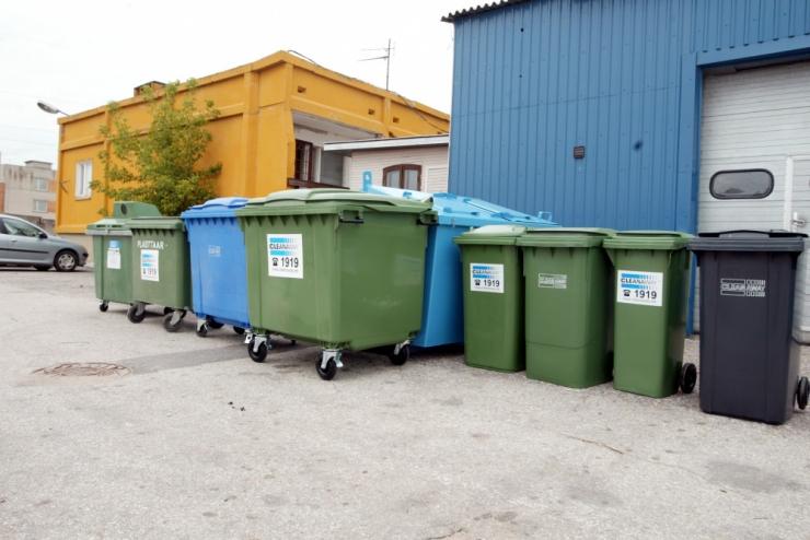 Muudatused Tallinna jäätmehoolduseeskirjas vähendavad bürokraatiat
