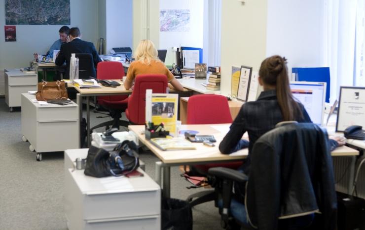 Uuring: Eesti elanike nägemus ideaalsest töökohast ei vasta tegelikkusele