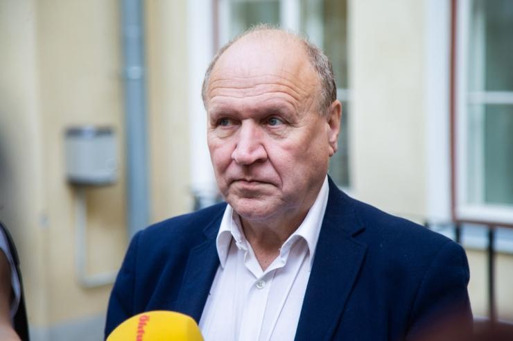 Tallinna Ülikool kaalus kohtuasja Mart Helme vastu