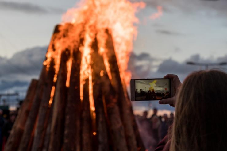 Haaberstis süüdatakse muinastulede ööl lõkked Kakumäe rannas