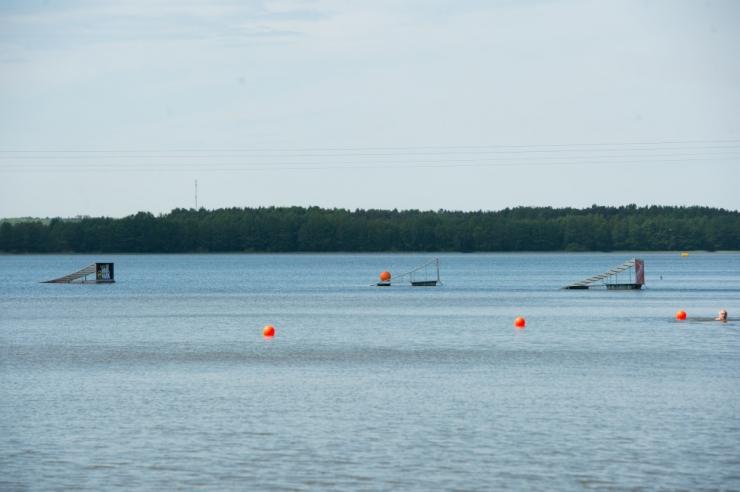 Harku järves on taas ohutu supelda