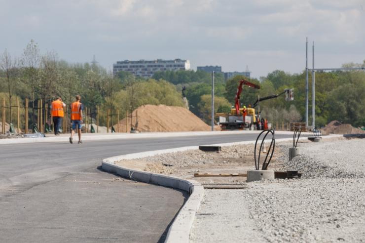 Tallinna sadama juures muutub liikluskorraldus
