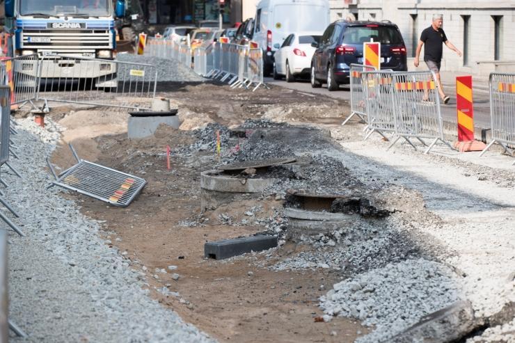 Reidi tee ehitus toob Ahtri-Jõe ristmikule suuri muudatusi