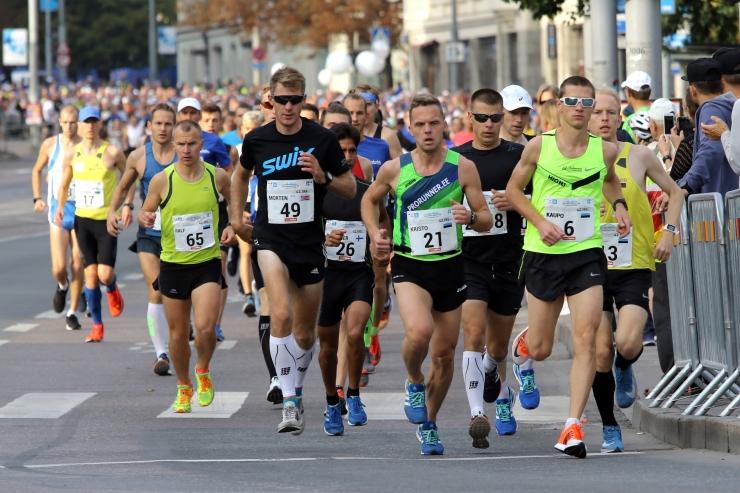Tänavune Tallinna Maraton tõotab tulla kõigi aegade tugevaim
