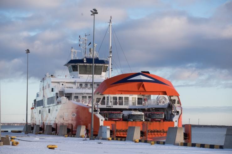 Riigikontroll: riigil tuleks arvestada parvlaevaühenduse kulu edasise kasvuga