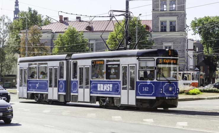 """Tallinna Linnatransport korraldab ekskursioone """"Kus trammid magavad?"""""""