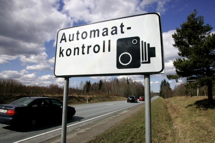 """Jurist: teisaldatav kiirusmõõtesüsteem peab olema tähistatud märgiga """"automaatkontroll"""""""