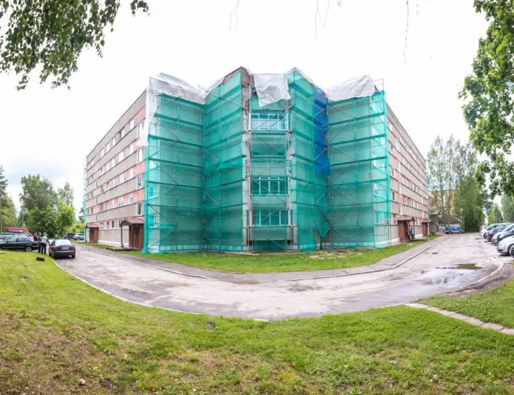 Tallinn alustab arenguprogrammiga korteriomanikele ja -ühistutele