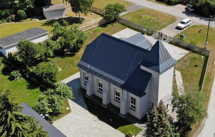 Pirita toetab Mähe kiriku saali helivõimenduse soetamist