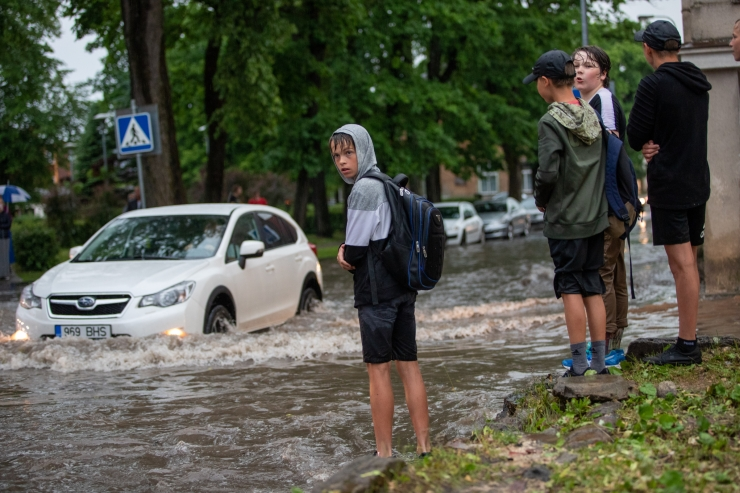Eesti koostab ülevaate kliimamuutustega seotud ohtudest