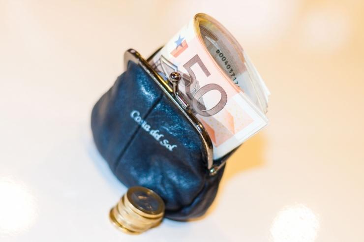 Rahandusministeerium: pensionid tõusevad järgmisel aastal 8 protsenti