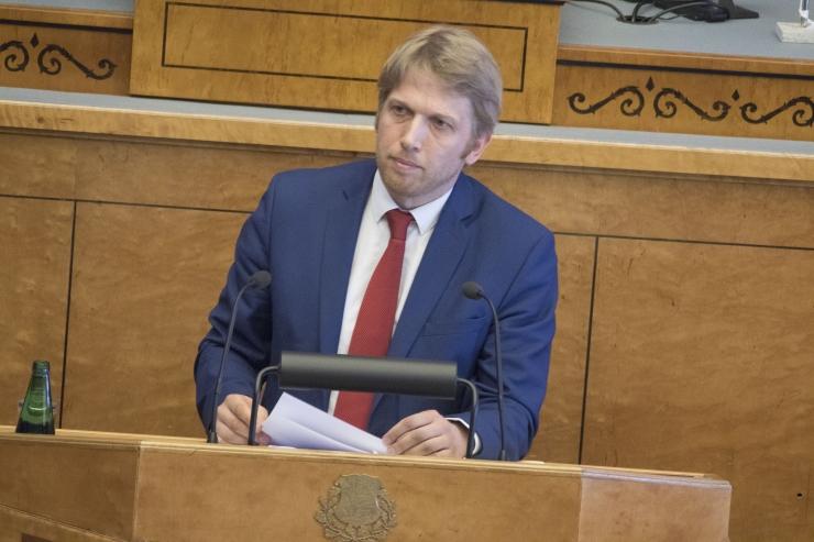 Jaanus Karilaid: tähtsaimad dokumendid on riigieelarve ja teise pensionisamba reform
